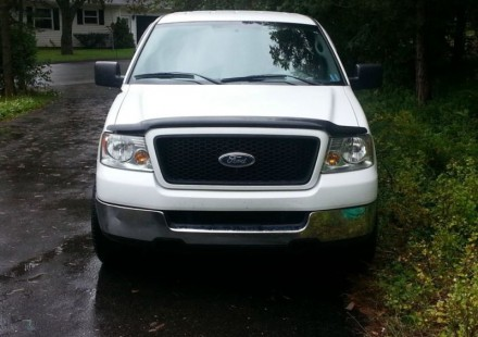 2005 Ford F150 Regular Cab