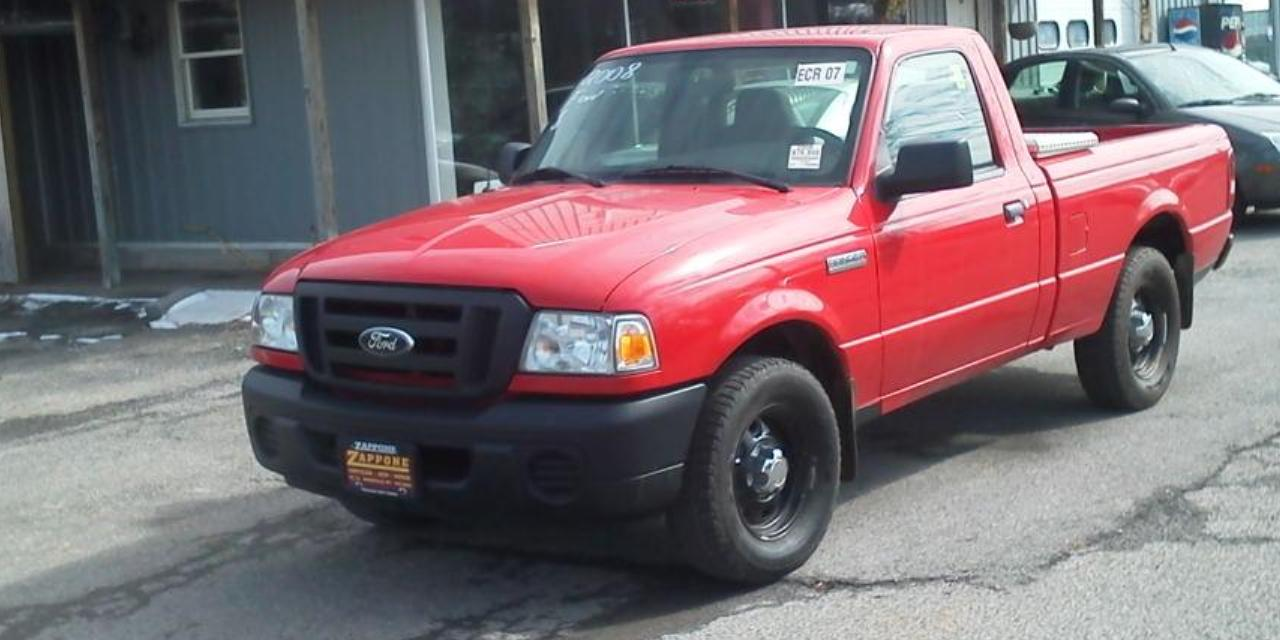 craveman85's 2008 Ford Ranger Regular Cab