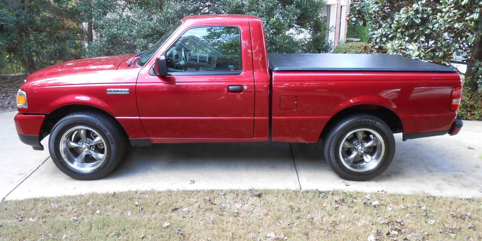 TheRentMan 2010 Ford Ranger Regular Cab