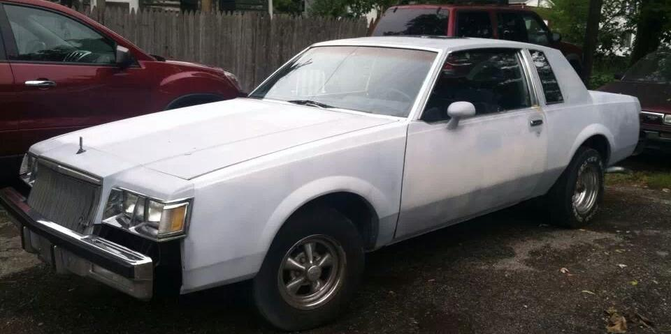 KingBezz 1986 Buick Regal
