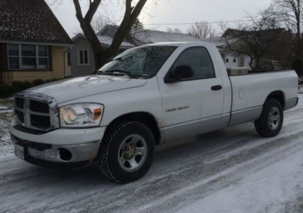 tradenet 2007 Dodge Ram 1500 Club Cab