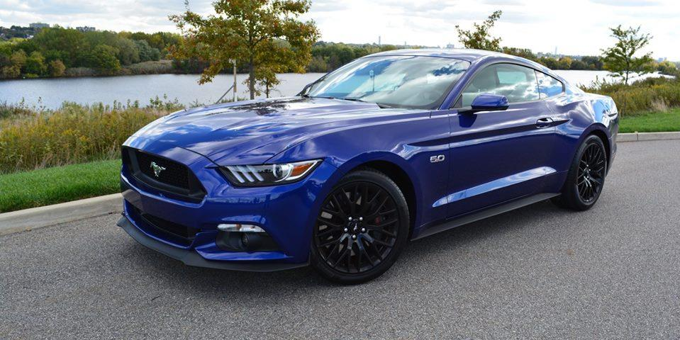 Mimi15GT 2015 Ford Mustang