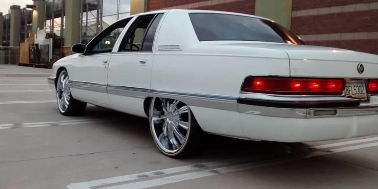 born2supreme 1995 Buick RoadmasterSedan 4D Specs, Photos ...