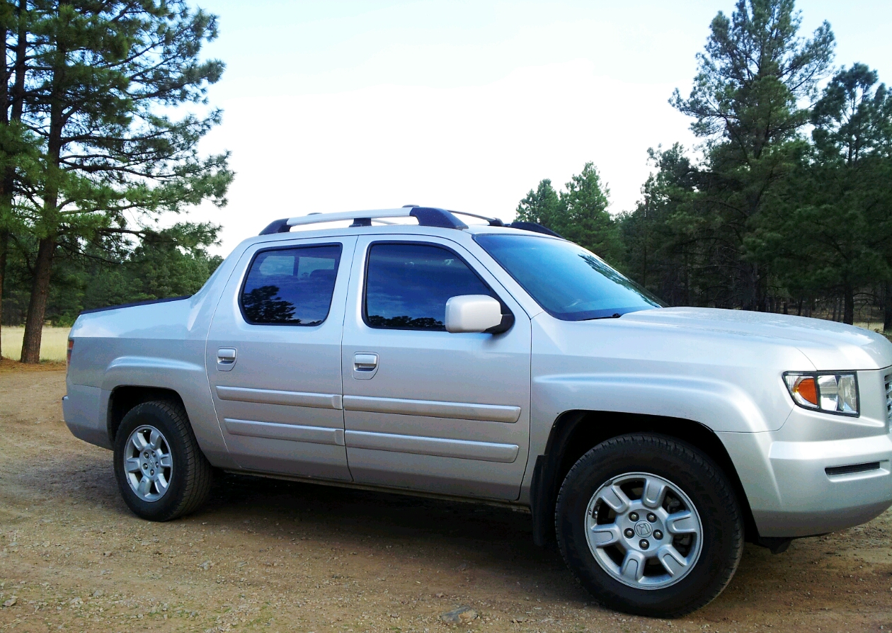 TexasCopper's 2007 Honda Ridgeline