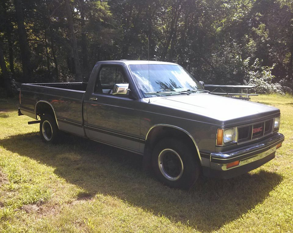 Brad Snyder 1988 GMC S15-Regular-Cab
