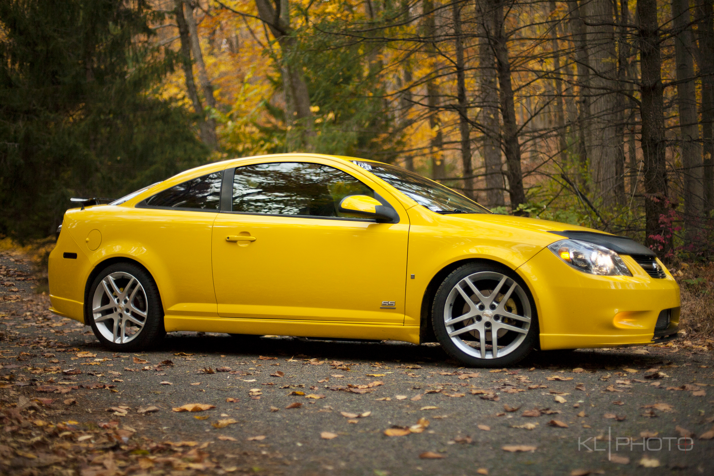 Itoastie 2006 Chevrolet Cobaltss Supercharged Coupe 2d
