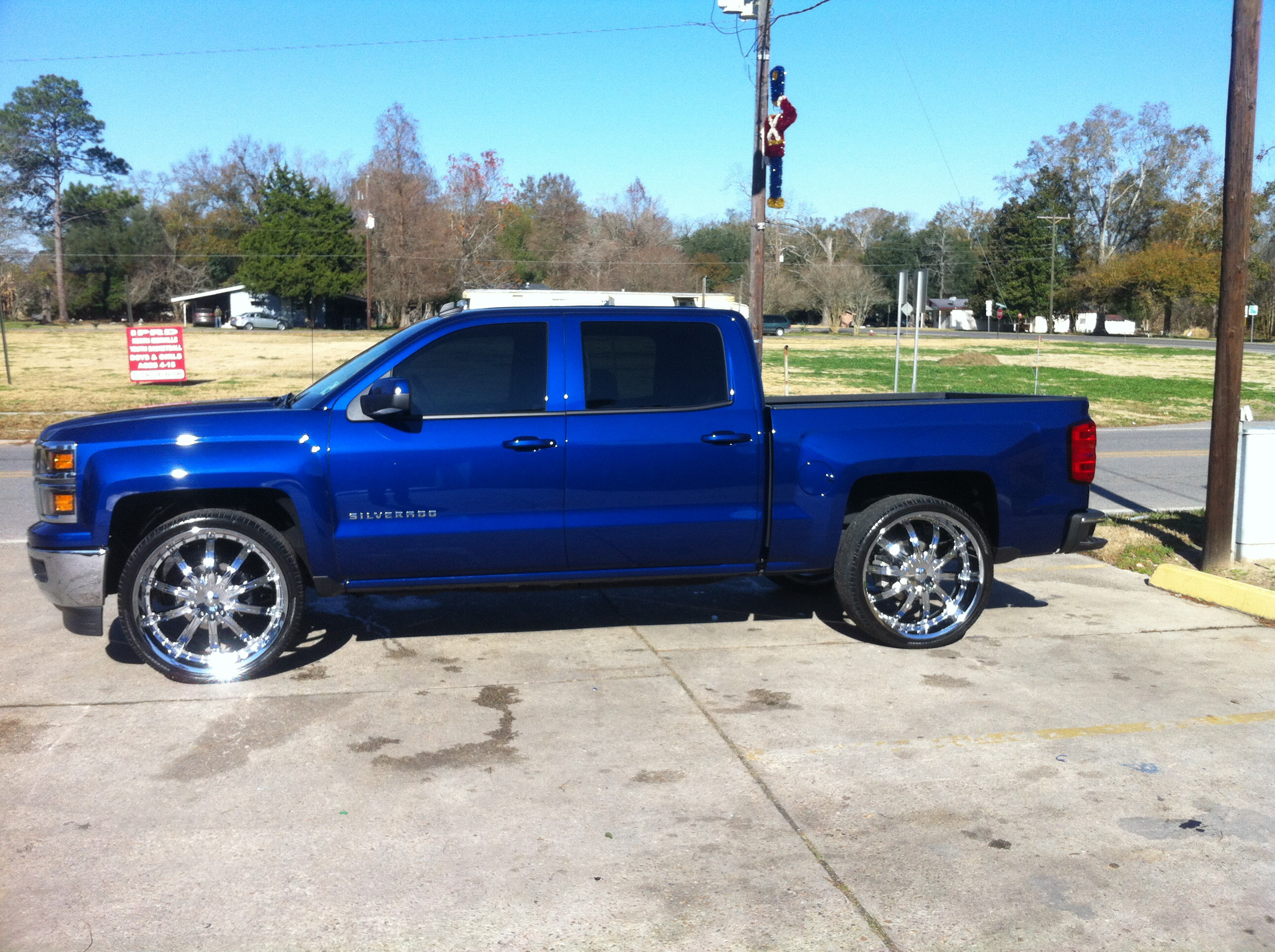 Don Poole 2014 Chevrolet Silverado-1500-Crew-Cab
