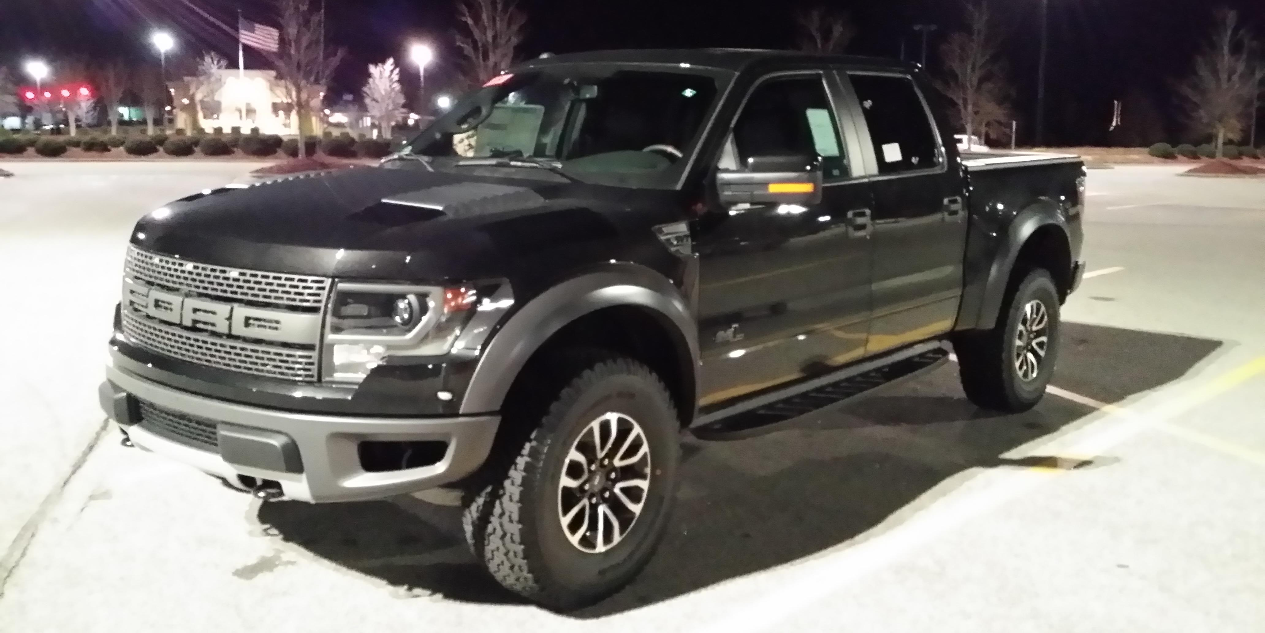 Abice 2015 Ford F150-SuperCrew-CabSVT-Raptor-Pickup-4D-5-1 ...