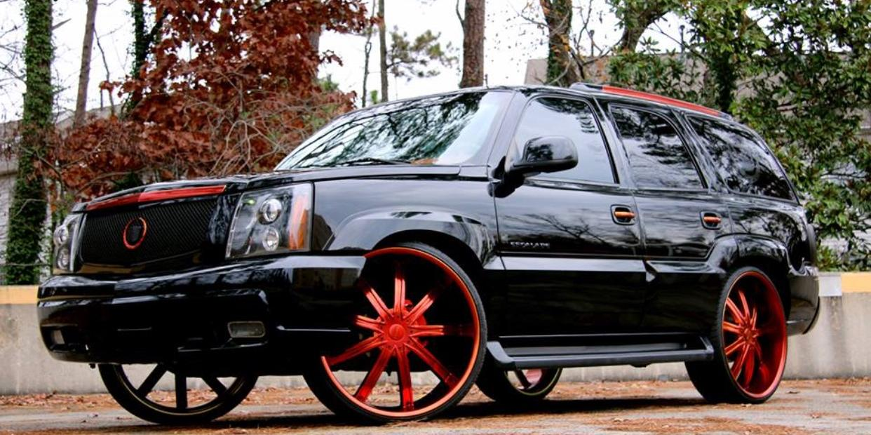 Killacev 2002 Cadillac Escalade