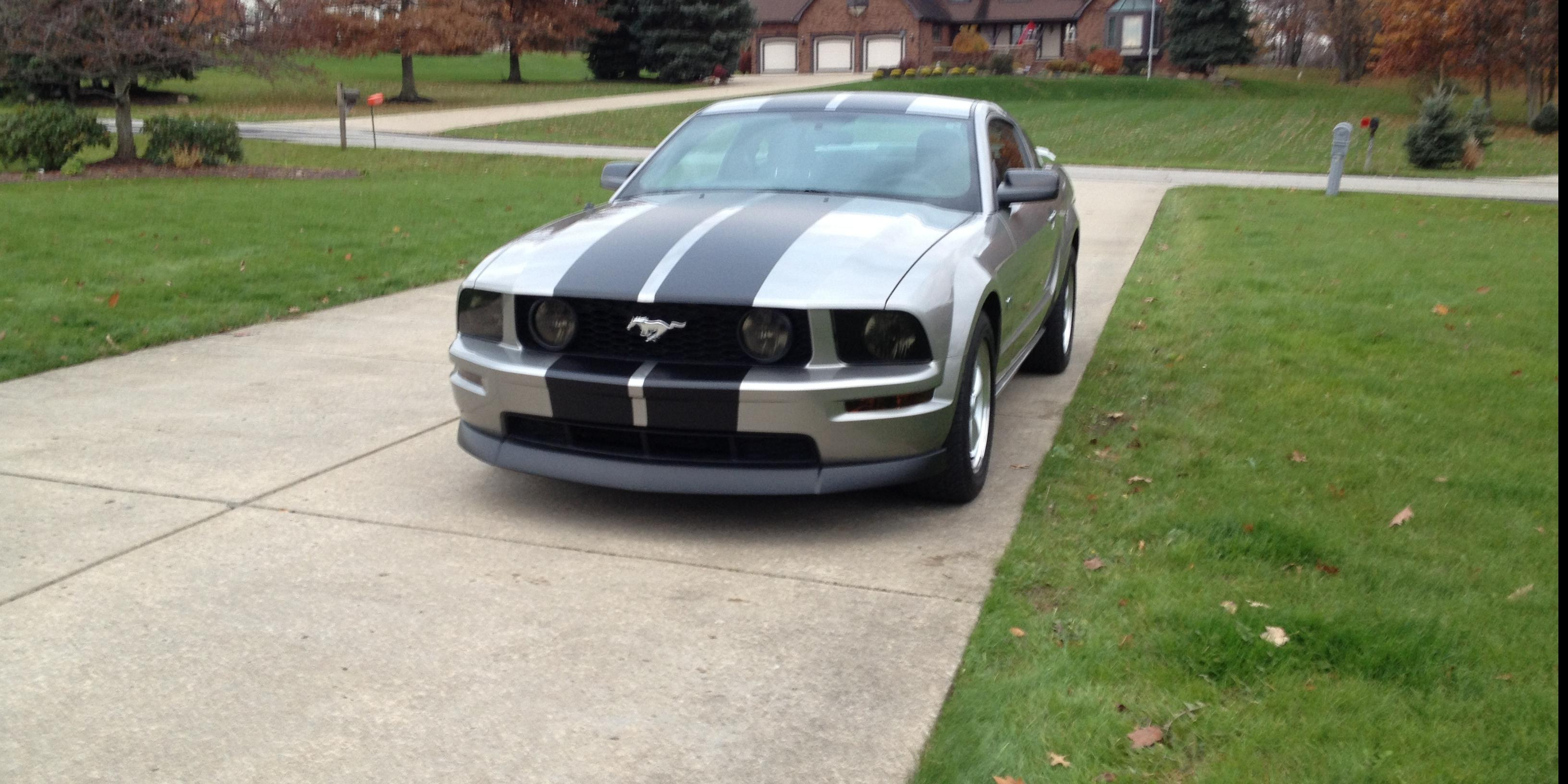 AMeloy 2008 Ford Mustang