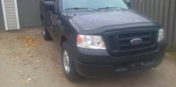 2004 Ford F150-Regular-Cab