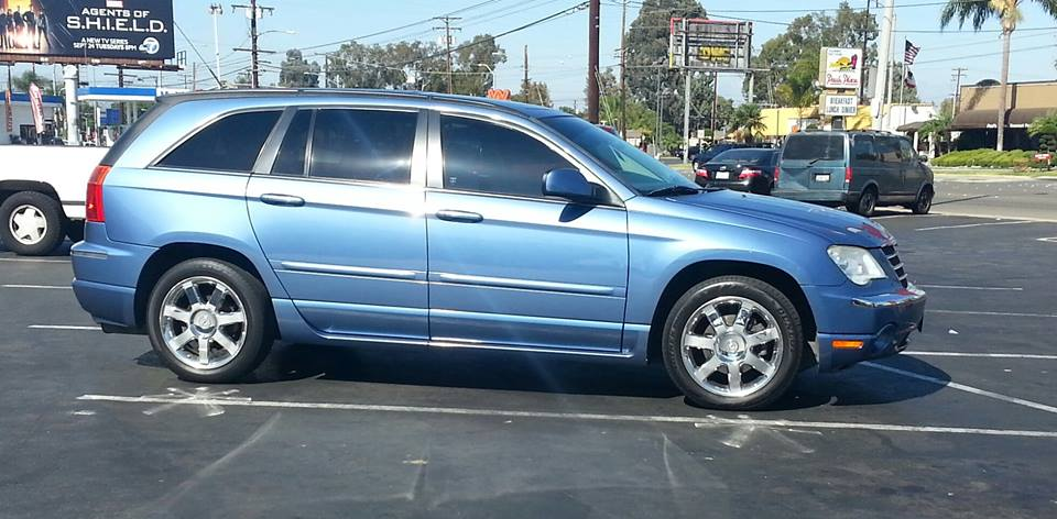 AfterburnerX 2007 Chrysler Pacifica