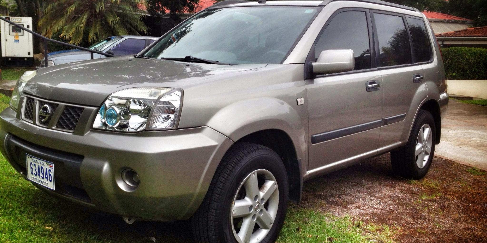 jacobovillegas 2006 nissan x trail specs photos modification info at cardomain. Black Bedroom Furniture Sets. Home Design Ideas