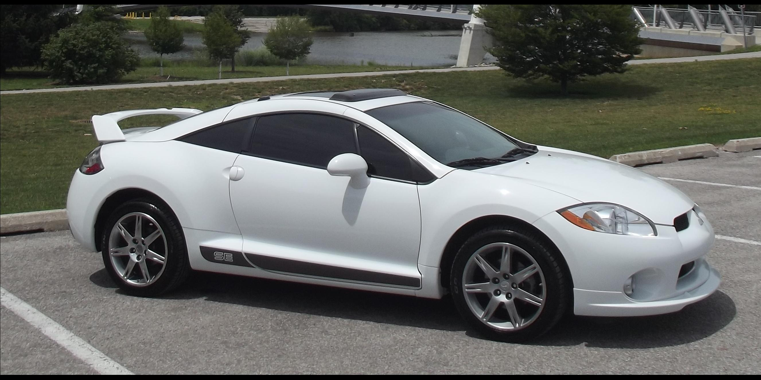 2008 Mitsubishi Eclipse GT Coupe 2D - View all 2008 Mitsubishi ...