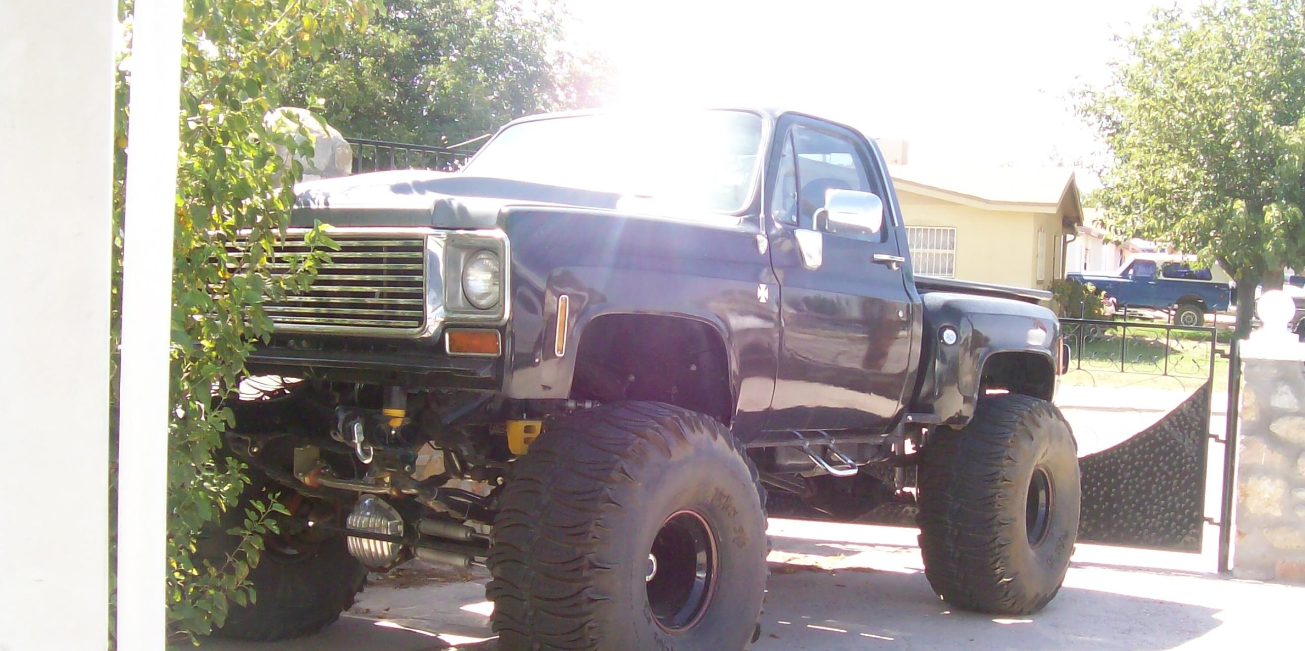 1977 Chevrolet C/K-Pick-Up
