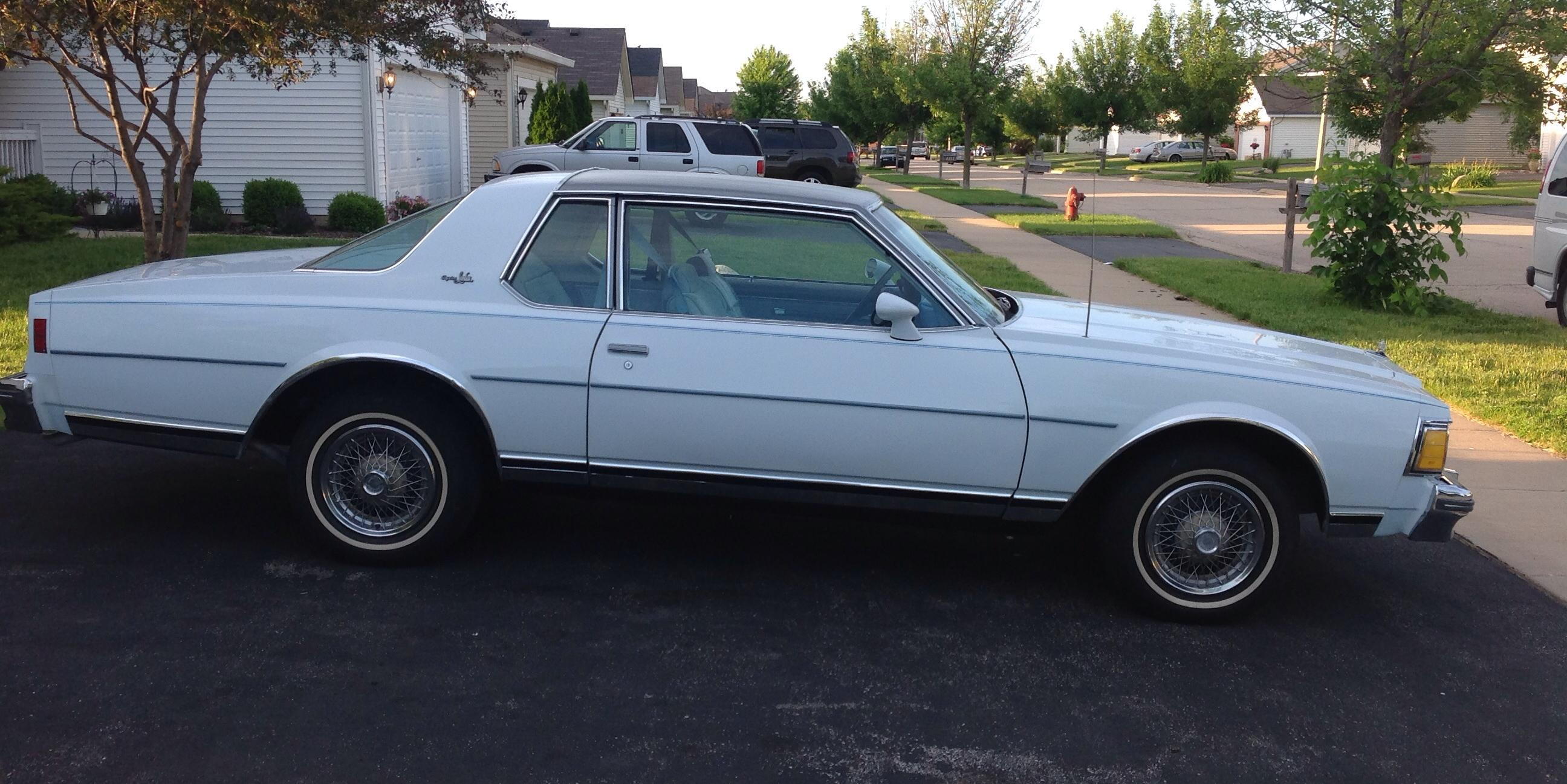 Soxchamps14 1979 Chevrolet Caprice