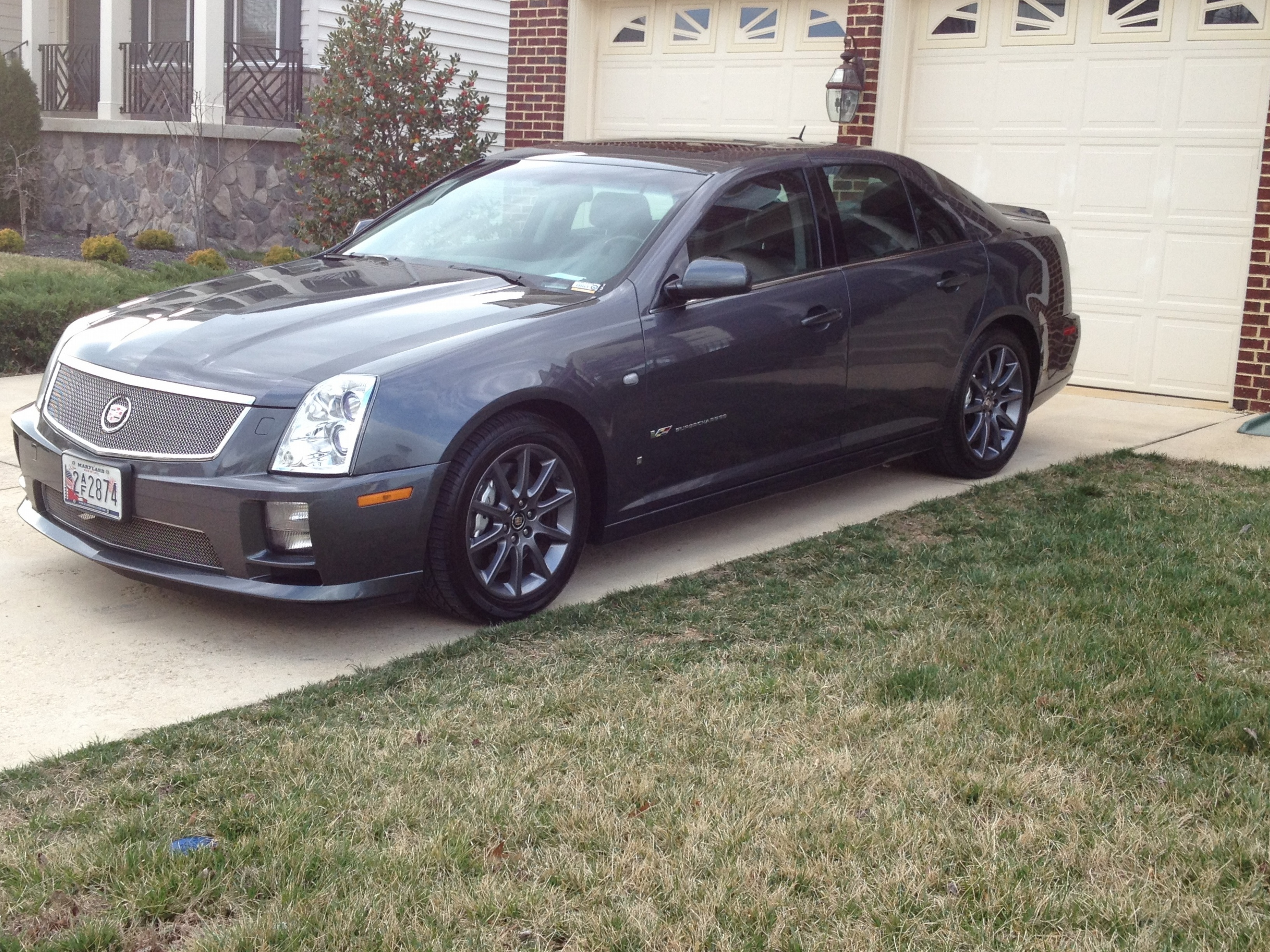 2007 cadillac sts page 2 view all 2007 cadillac sts at cardomain. Black Bedroom Furniture Sets. Home Design Ideas