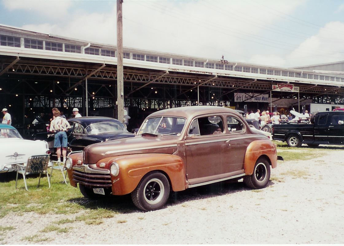 Gasalley 1947 Ford Coupe Specs Photos Modification Info
