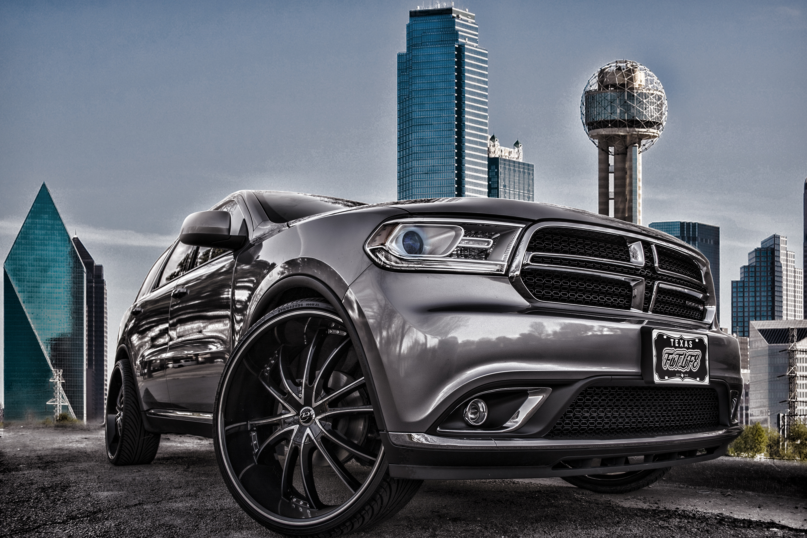 FaTLiFE 2014 Dodge Durango
