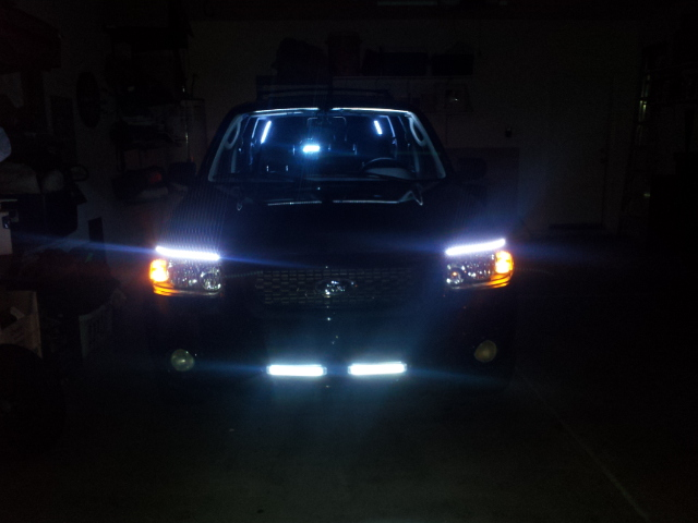 KnightLight86 2007 Ford Escape