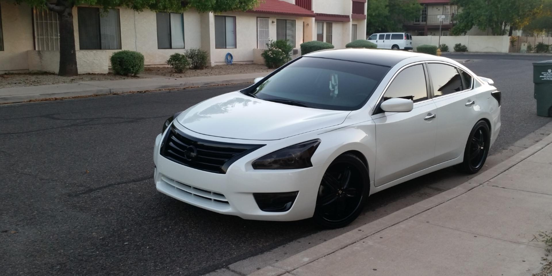 Micophx 2014 Nissan Altima Specs Photos Modification