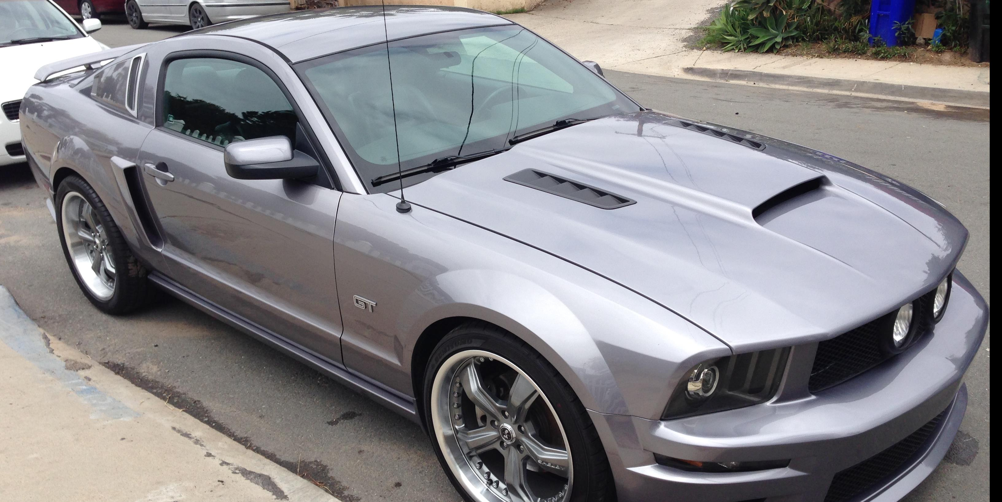 Dago75 2006 Ford Mustang