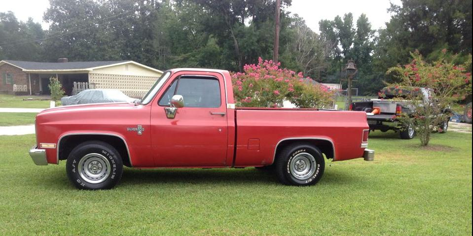1986 Chevrolet C/K-Pick-Up