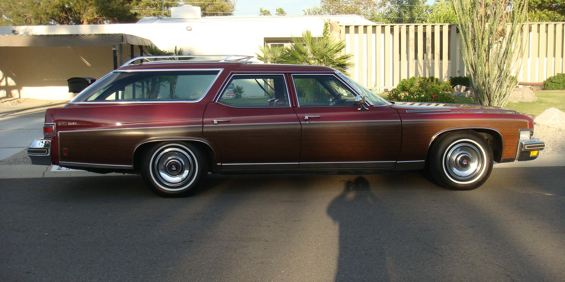 LincolnCollector 1974 Buick Estate