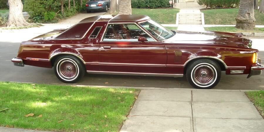LincolnCollector 1979 Ford Thunderbird