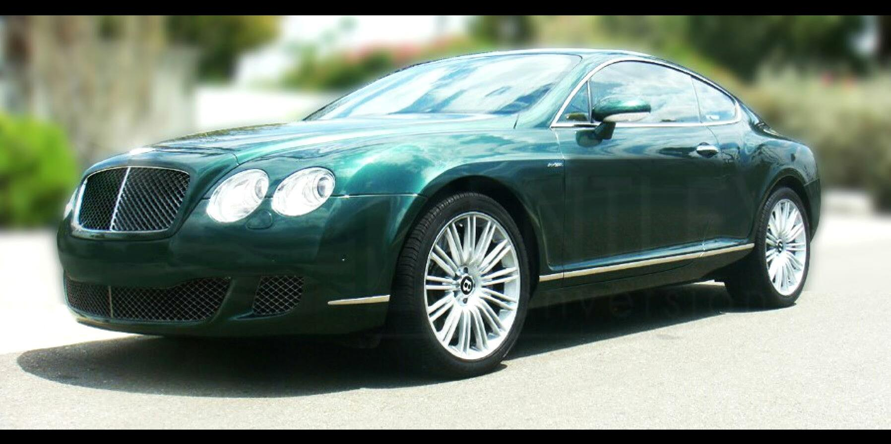 LincolnCollector 2009 Bentley Continental GT