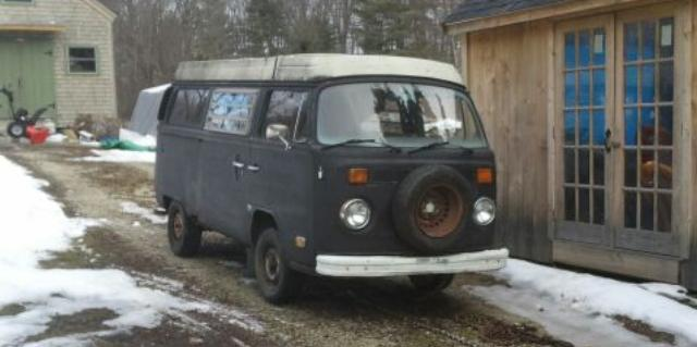 sean17smith 1976 Volkswagen Bus