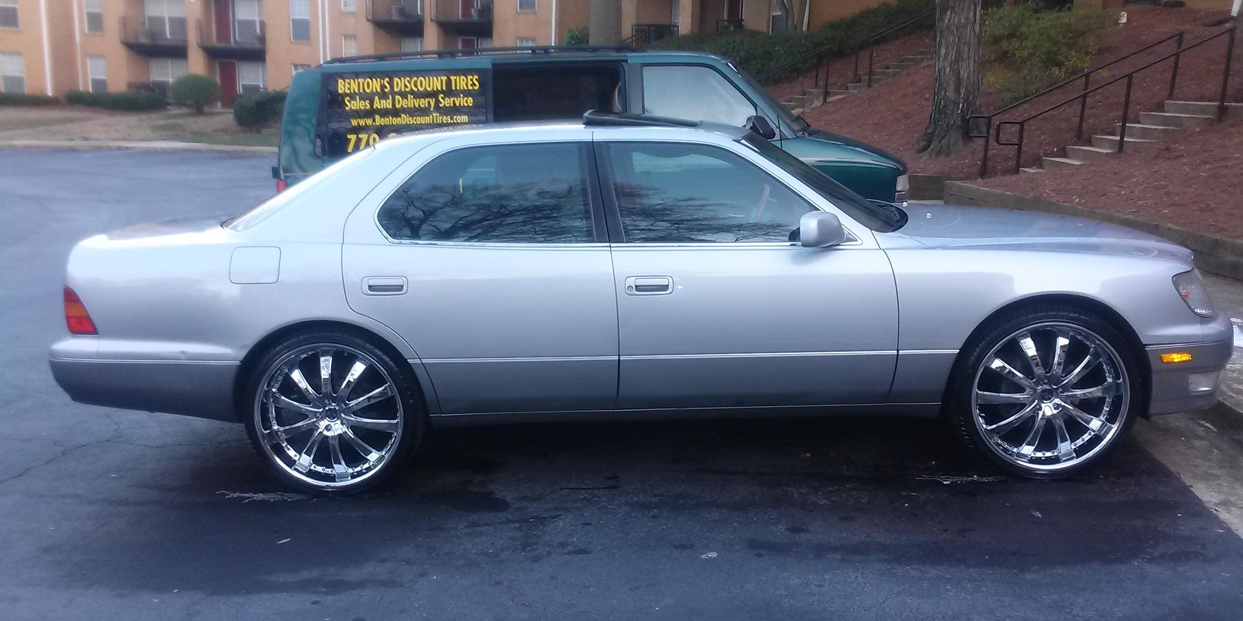 1996 Lexus Ls400 Lexus Ls View All Lexus Ls At Cardomain