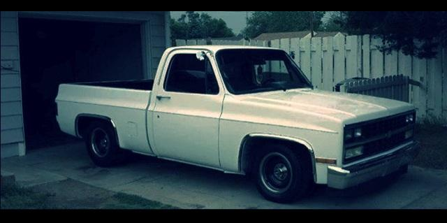 1982 Chevrolet C/K-Pick-Up