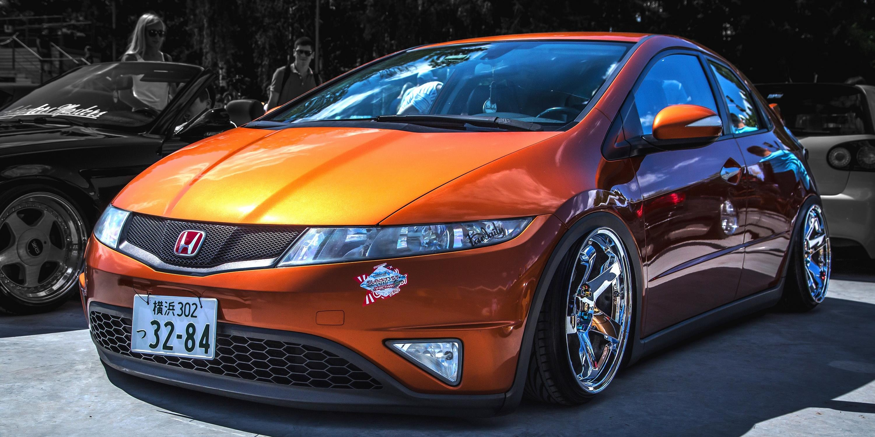 Svetercom 2008 Honda Civic Specs Photos Modification