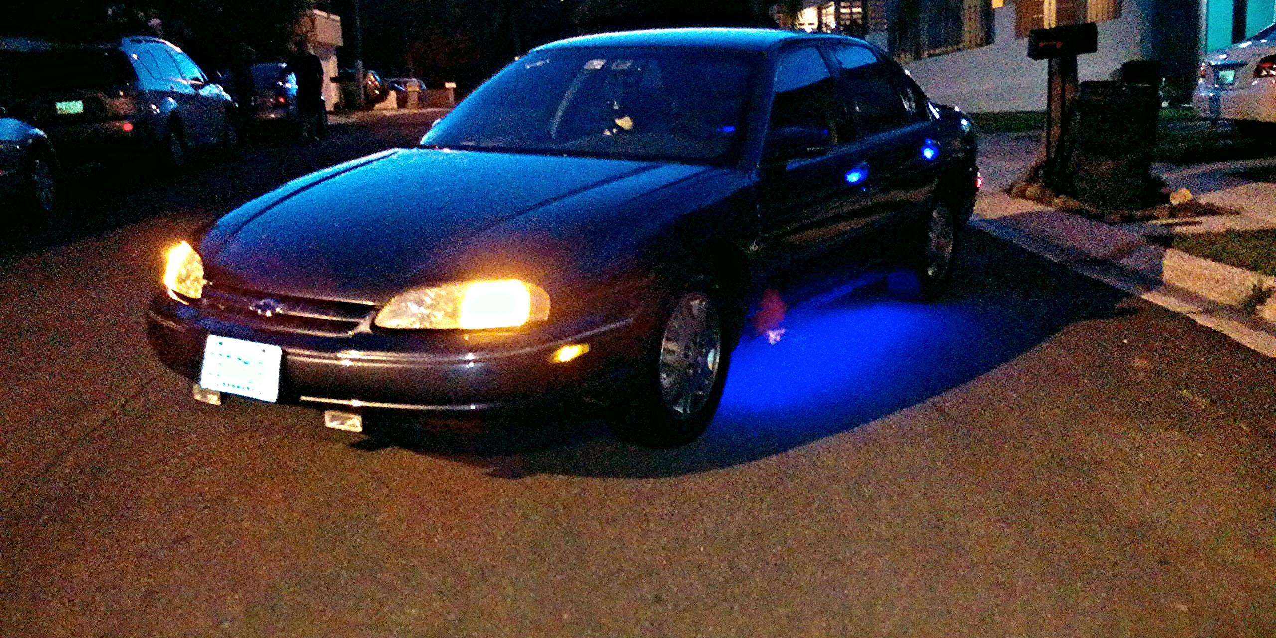 on 2005 Chevy Lumina Z34