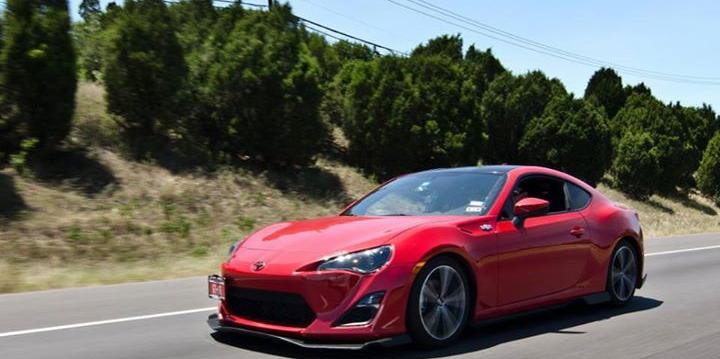 joeprelude 2013 Scion FR-S