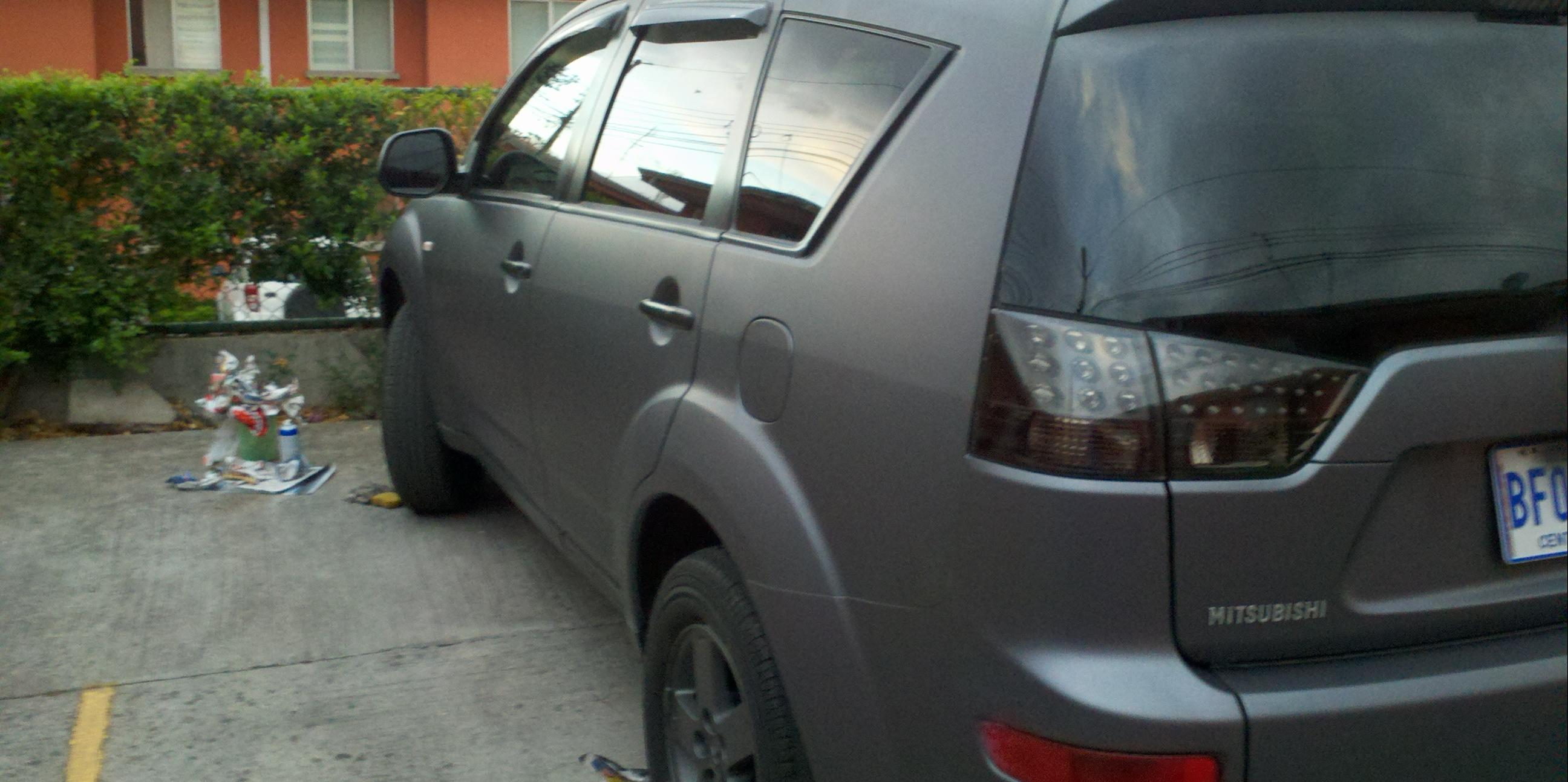 aksunamoon 2007 Mitsubishi OutlanderLS-Sport-Utility-4D Specs, Photos, Modification Info at ...