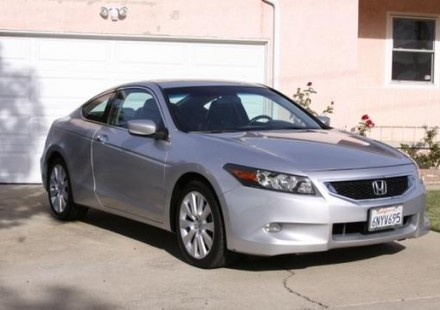 tradenet 2008 Honda Accord