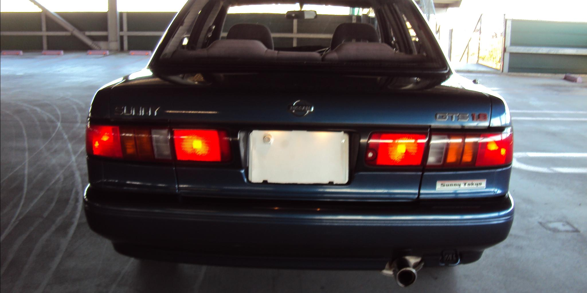 4drsr 1991 Nissan Sunny Specs, Photos, Modification Info ...