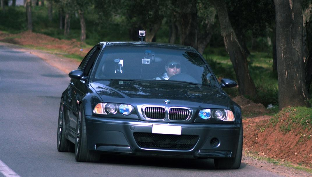 QuickShark 2001 BMW M3