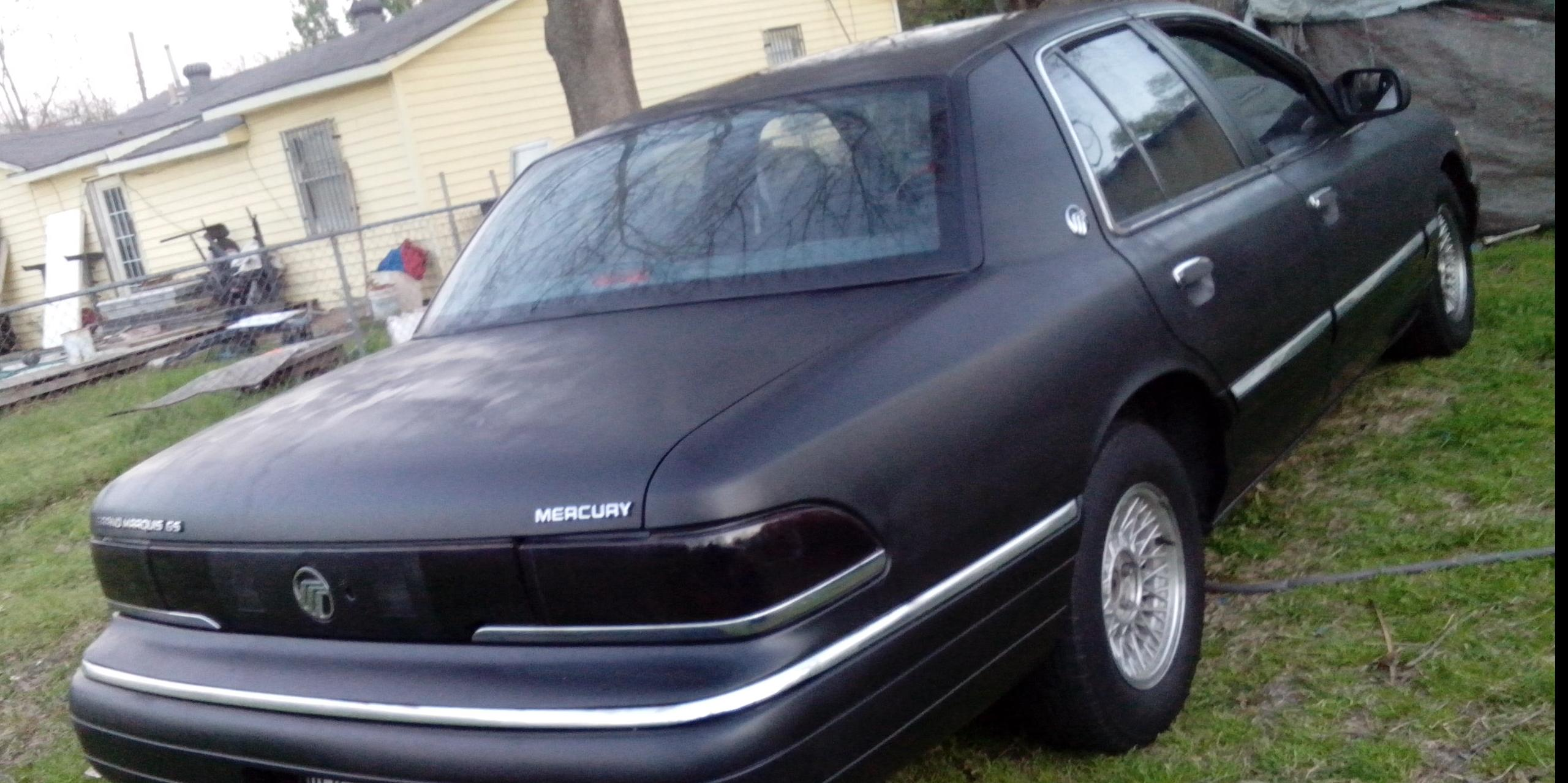 1993 Mercury Grand-Marquis