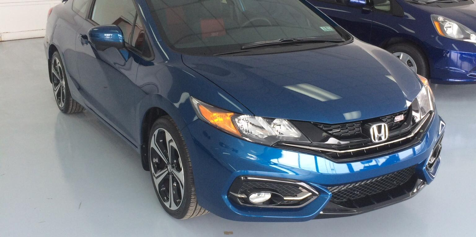 Michael Belmont 2014 Honda Civic