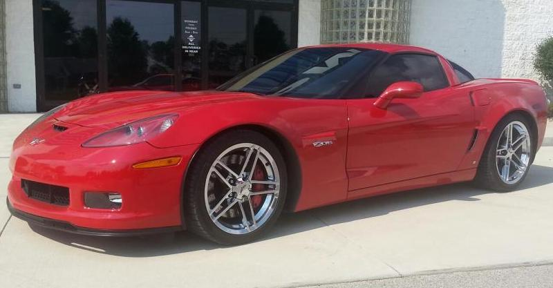 harley_hunt's 2007 Chevrolet Corvette