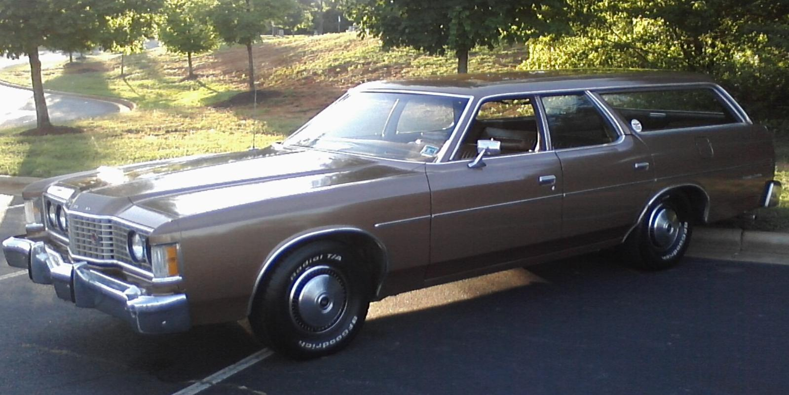 1973 Ford Galaxie