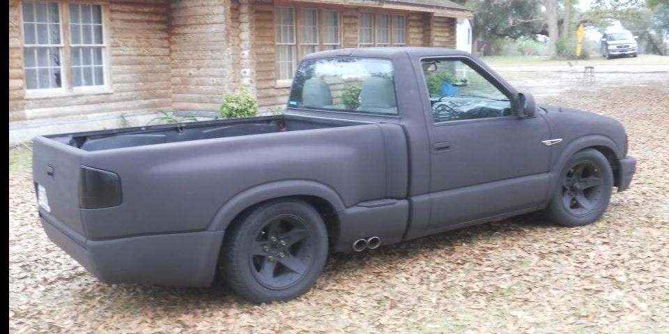 khaoz_kustomz 1995 Chevrolet S10-Regular-Cab