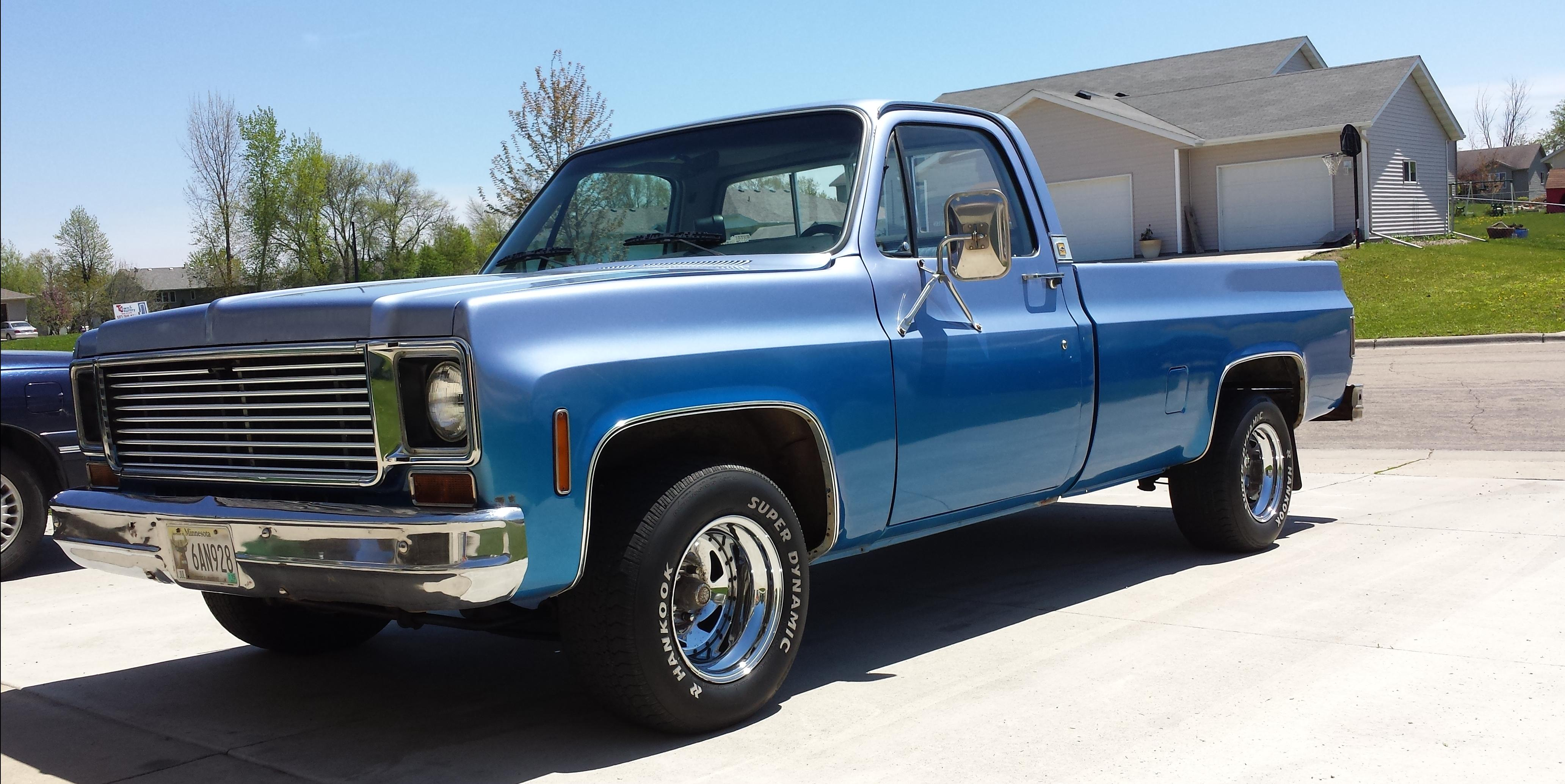 1973 Chevrolet C/K-Pick-Up