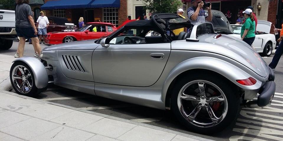 Chris Chambers 2015 Plymouth Prowler