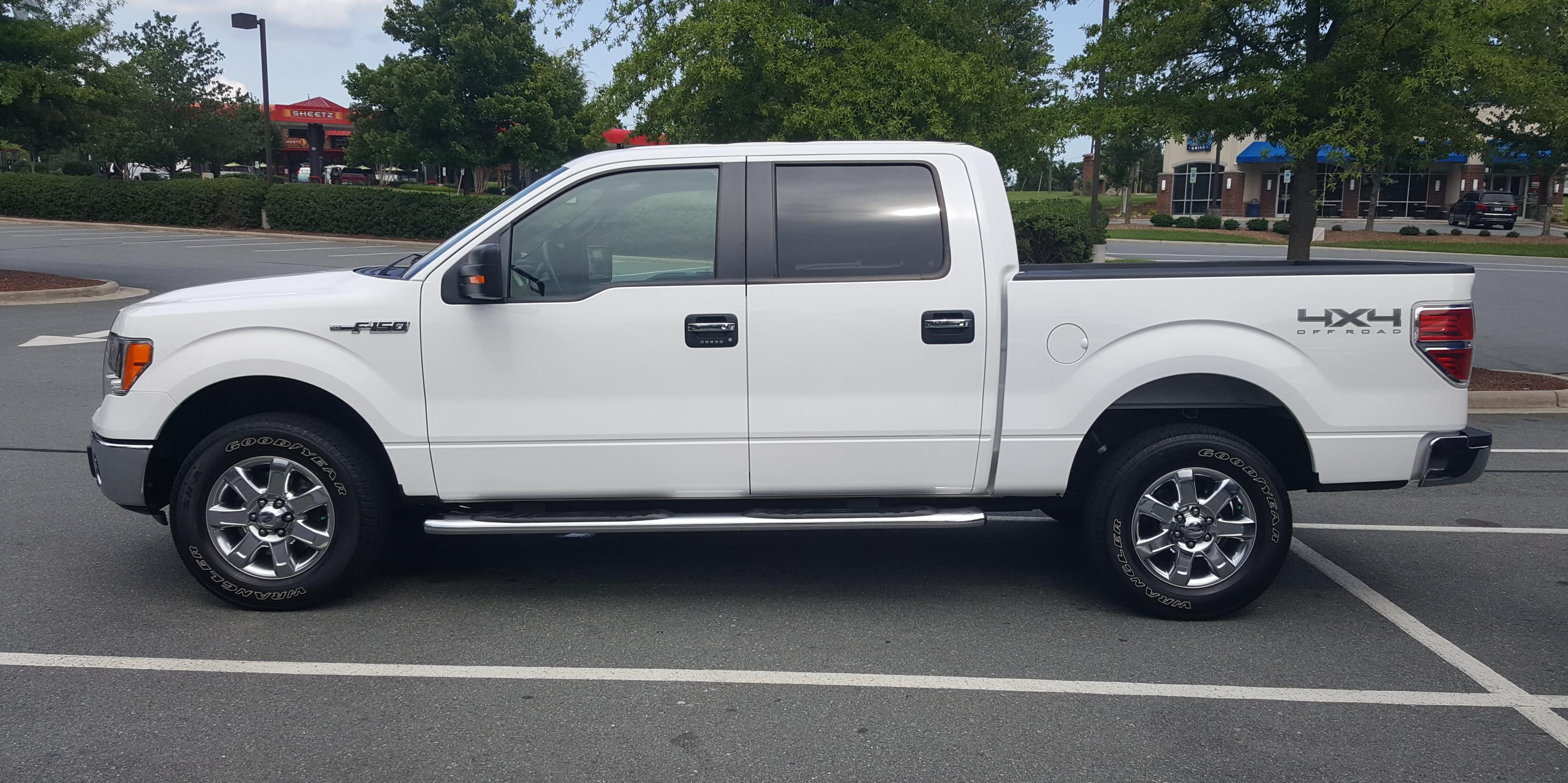 ford f review xlt motor of