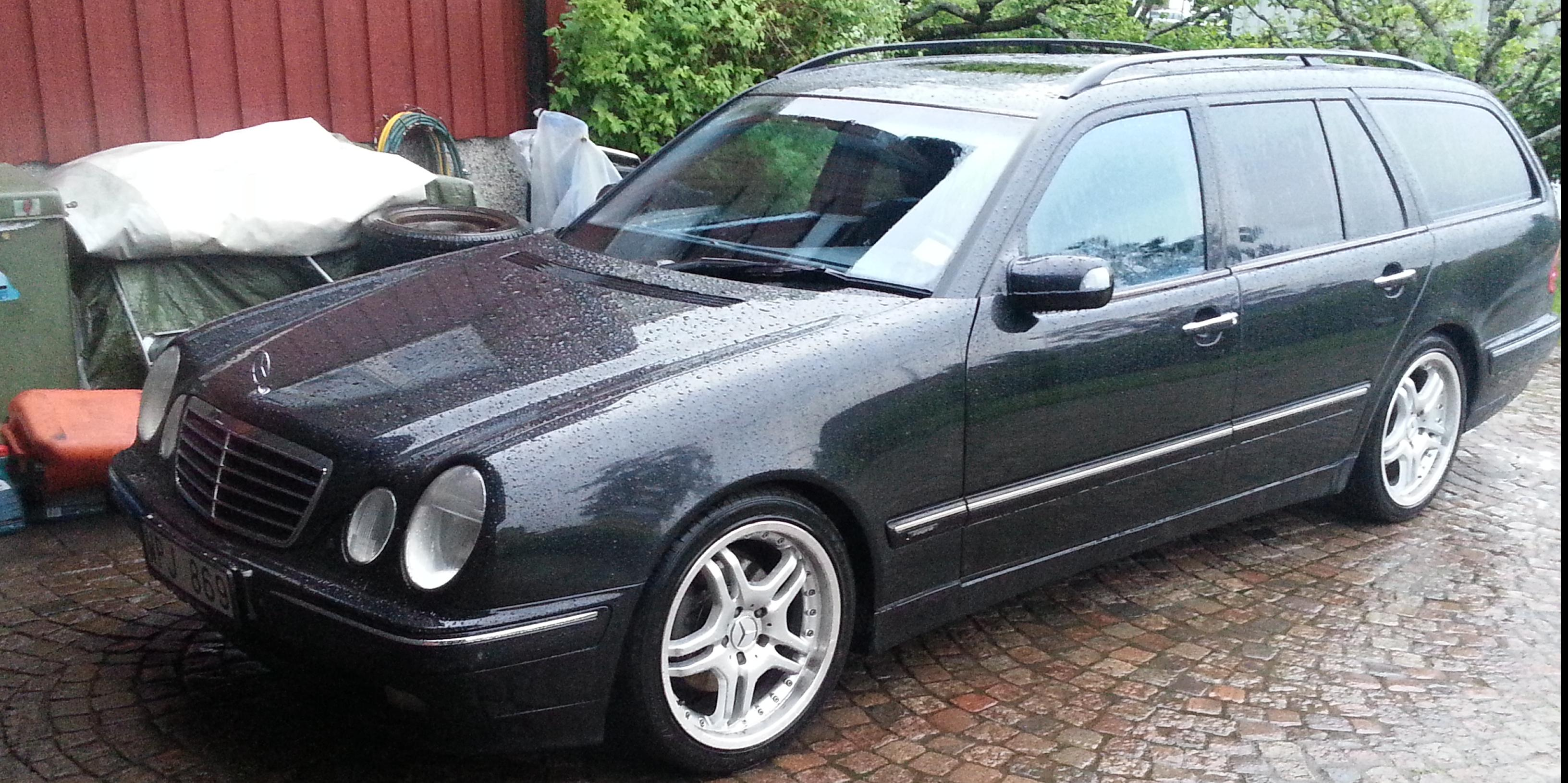 SpeedMasterFlex 2003 Mercedes-Benz E-ClassE500 Sedan 4D ...