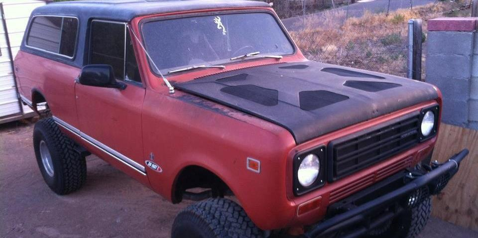 1978 International Scout-II